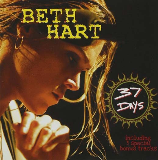 Beth Hart 37 Days Double LP Vinyl New