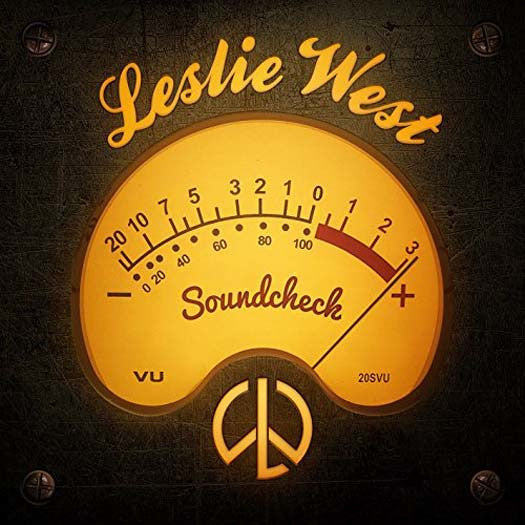 LESLIE WEST SOUNDCHECK LP VINYL NEW 33RPM