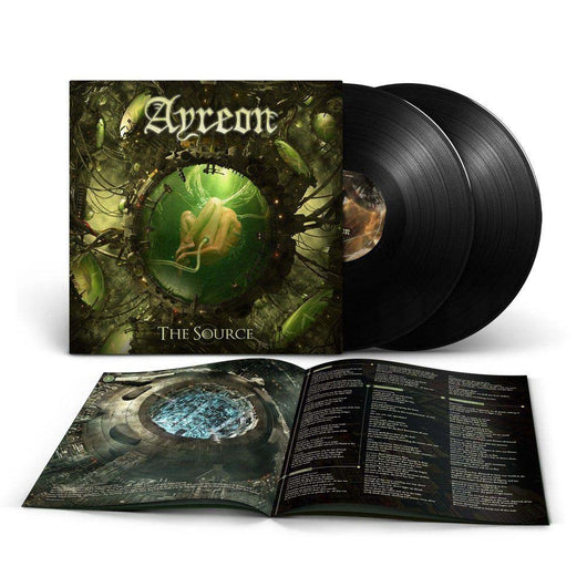 AYREON The Source LP Gatefold Double Vinyl NEW 2017