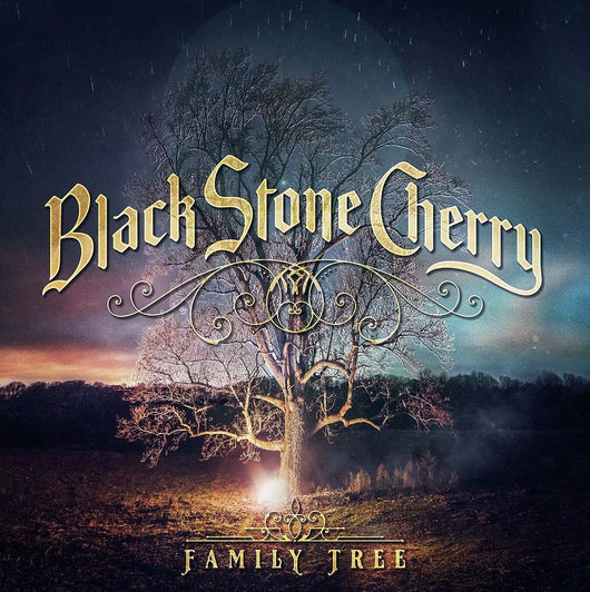 BLACK STONE CHERRY Family Tree LP Vinyl NEW 2018