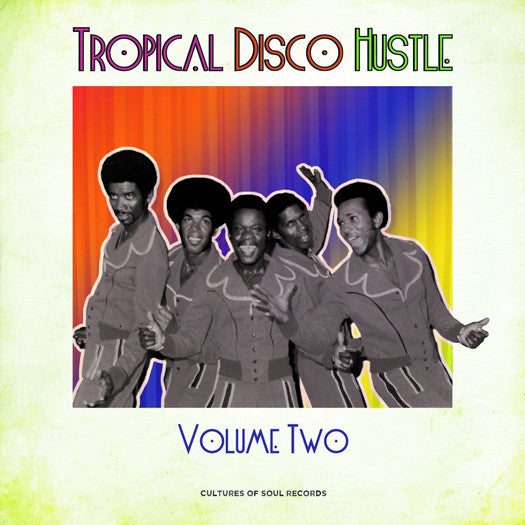 TROPICAL DISCO HUSTLE VOLUME 2 VINYL LP NEW 33RPM