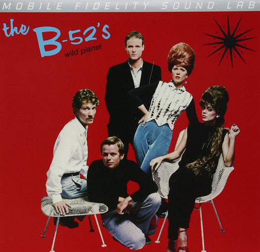 B-52'S WILD PLANET LP VINYL NEW (US) 33RPM LIMITED EDITION