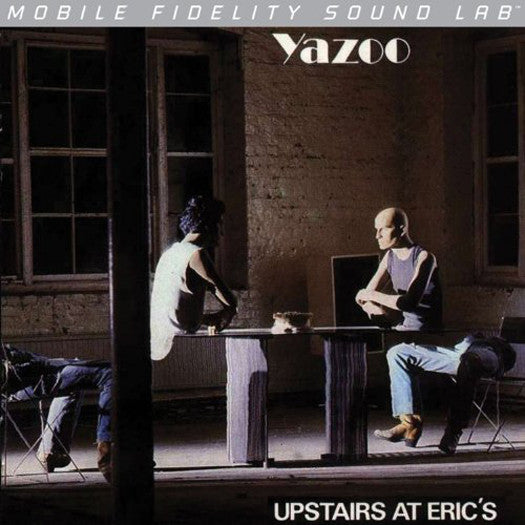 YAZ UPSTAIRS AT ERIC'S LP VINYL NEW (US) 33RPM LIMITED EDITION