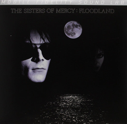 SISTERS OF MERCY FLOODLAND LP VINYL NEW (US) 33RPM LIMITED EDITION