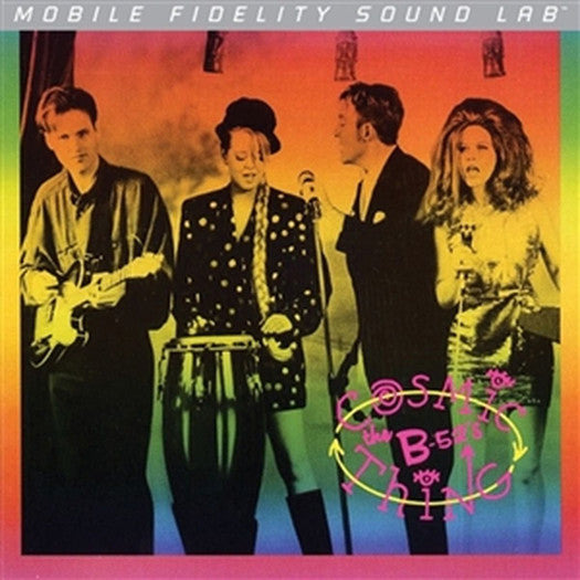 B-52'S COSMIC THING LP VINYL NEW (US) 33RPM LIMITED EDITION