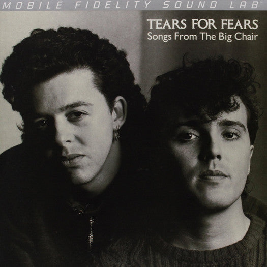 TEARS FOR FEARS SONGS FROM THE BIG CHAIR LP VINYL NEW (US) 33RPM LIMITED