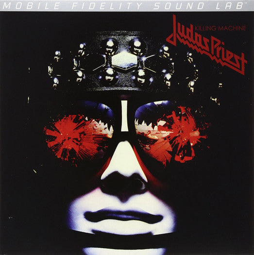 JUDAS PRIEST KILLING MACHINE LP VINYL NEW (US) 33RPM LIMITED EDITION