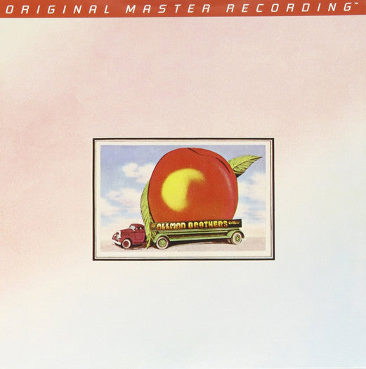 ALLMAN BROTHERS BAND EAT A PEACH LP VINYL NEW (US) 33RPM LIMITED EDITION