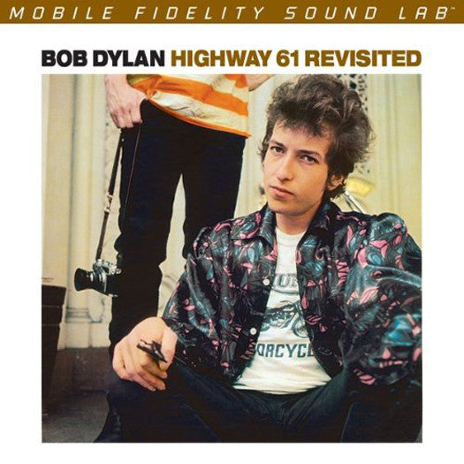 BOB DYLAN HIGHWAY 61 REVISITED LIMITED EDITION LP VINYL NEW (US) 33RPM