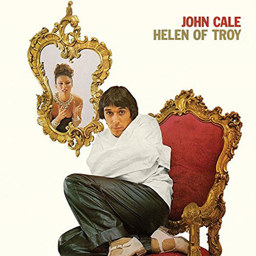 JOHN CALE HELEN OF TROY LP VINYL NEW (US) 33RPM