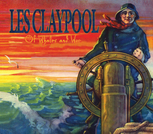 LES CLAYPOOL OF WHALES & WOE LP VINYL NEW (US) 33RPM