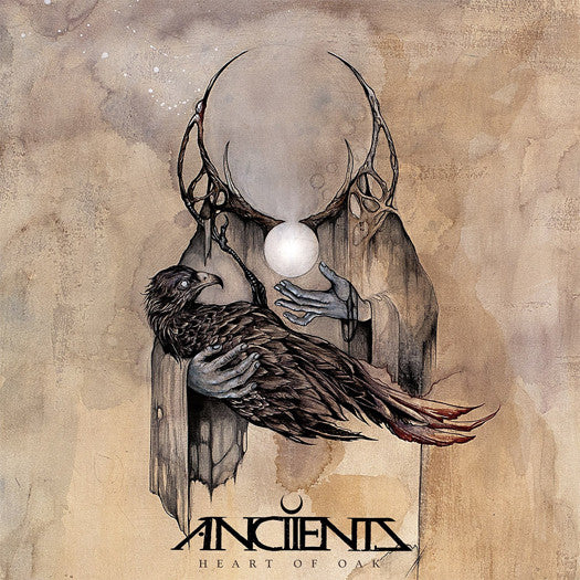 ANCIIENTS HEART OF OAK LP VINYL NEW (US) 33RPM