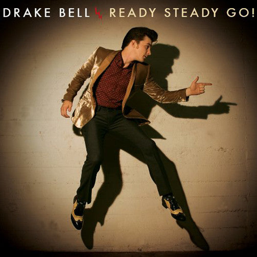 DRAKE BELL READY STEADY GO LP VINYL NEW (US) 33RPM
