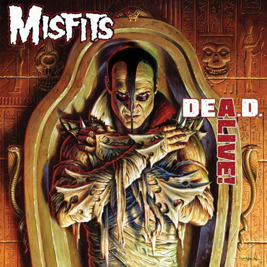 MISFITS DEAD ALIVE LP VINYL NEW (US) 33RPM