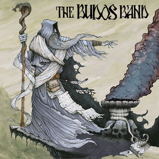 BUDOS BAND BURNT OFFERING LP VINYL NEW (US) 33RPM