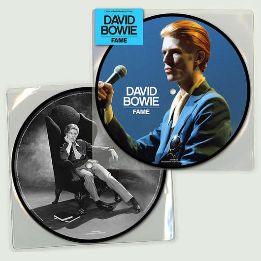 DAVID BOWIE FAME 7 INCH VINYL SINGLE NEW 45RPM