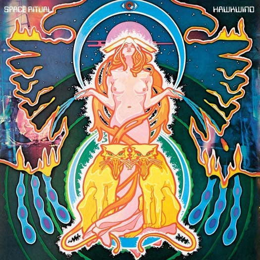 HAWKWIND SPACE RITUAL LP VINYL NEW 33RPM