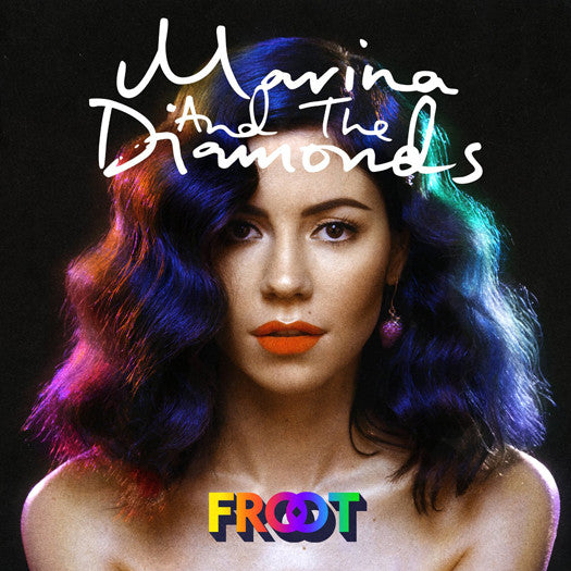 Marina And The Diamonds Froot LP Vinyl New 2015