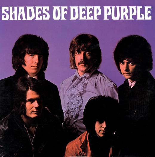 DEEP PURPLE SHADES OF DEEP PURPLE LP VINYL NEW 33RPM