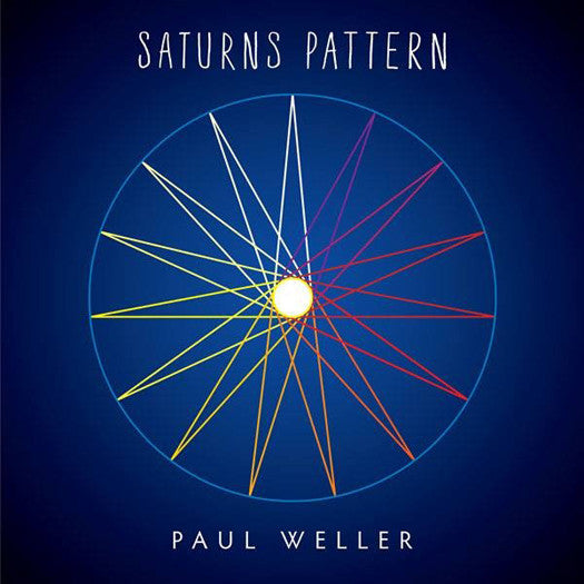 PAUL WELLER SATURNS PATTERN 7 INCH SINGLE VINYL NEW