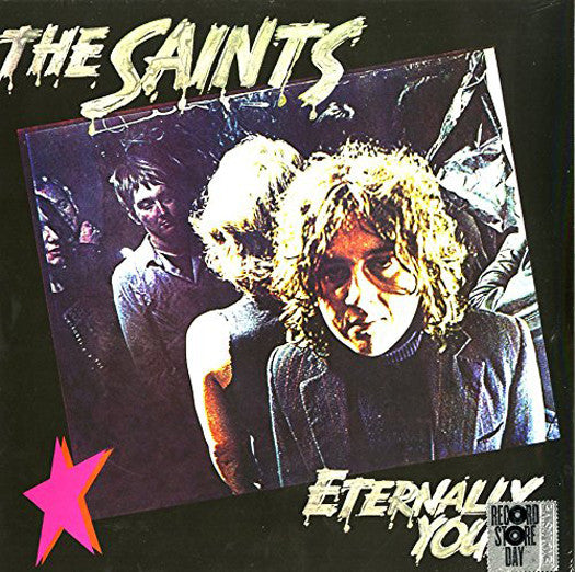SAINTS ETERNALLY YOURS LP VINYL NEW 33RPM