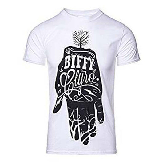 BIFFY CLYRO ALBUM RIP Mens T-SHIRT Large NEW Official