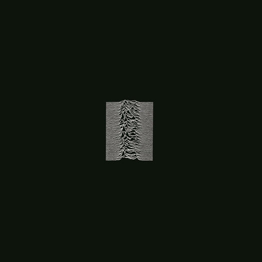 Joy Division - Unknown Pleasures Vinyl LP 2015