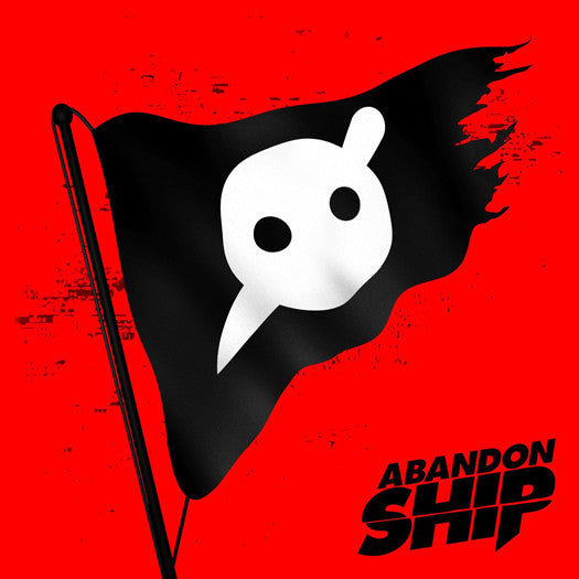 KNIFE PARTY ABANDON SHIP LP VINYL NEW 33RPM 2015