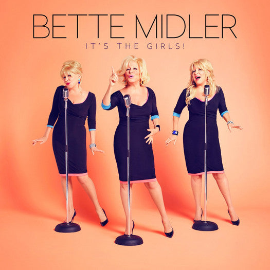 BETTE MIDLER ITS THE GIRLS LP VINYL NEW 2014 33RPM