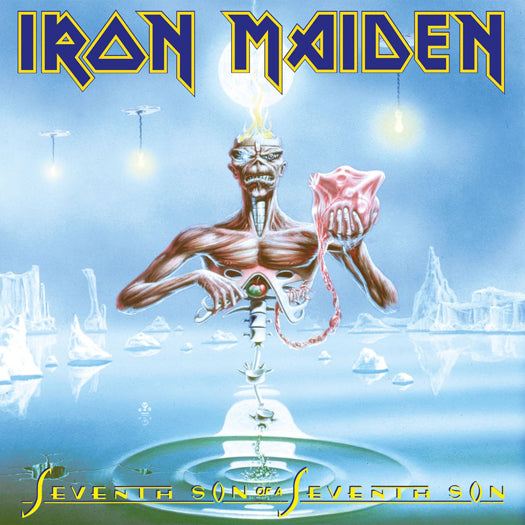 Iron Maiden - Seventh Son Of A Seventh Son Vinyl LP Remastered 2015
