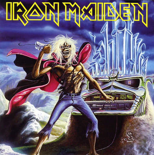 IRON MAIDEN RUN TO THE HILLS (LIVE) 7