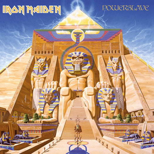 IRON MAIDEN Powerslave LP Vinyl NEW
