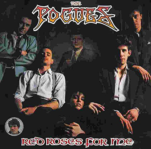 The Pogues - Red Roses For Me LP Vinyl 2015