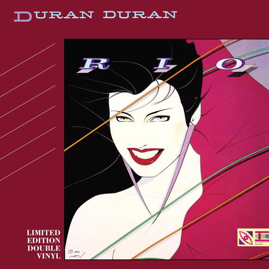 DURAN DURAN RIO LP VINYL 33RPM NEW COLLECTORS EDITION