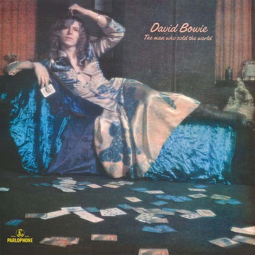 David Bowie The Man Who Sold The World LP New