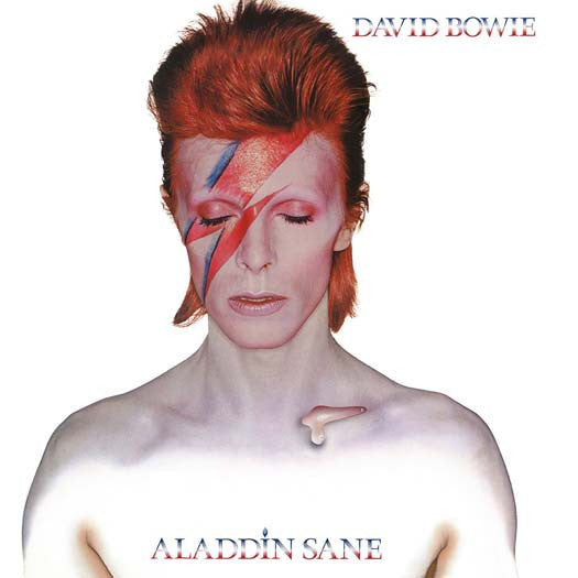 David Bowie - Aladdin Sane Vinyl LP New 2015