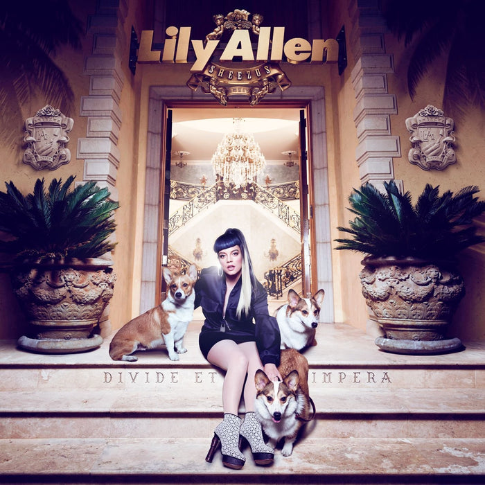 LILY ALLEN SHEEZUS LP VINYL 33RPM NEW