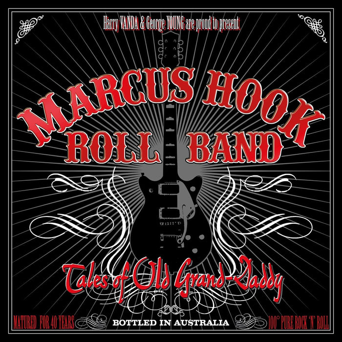 MARCUS HOOK ROLL BAND TALES OF OLD GRAND DADDY LP VINYL 33RPM NEW