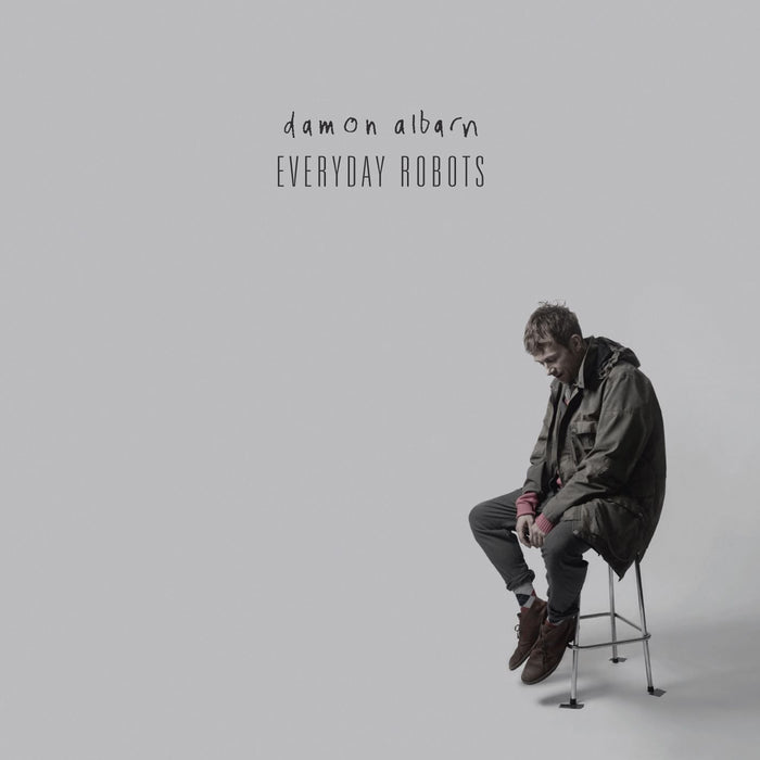 DAMON ALBARN EVERYDAY ROBOTS LP VINYL  AND CD NEW MERCURY NOMINEE