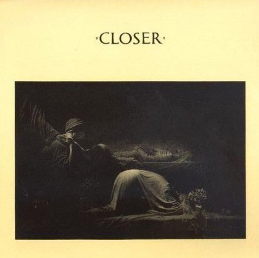 JOY DIVISION CLOSER LP VINYL NEW (US) 33RPM