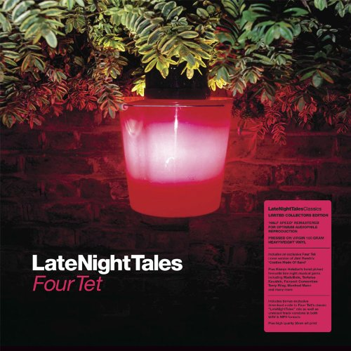 LATE NIGHT TALES Four Tet LP Vinyl Compilation NEW 2013