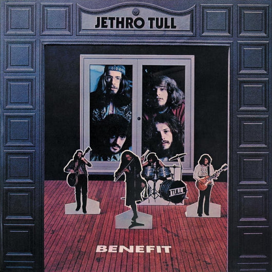 JETHRO TULL BENEFIT LP VINYL 33RPM NEW