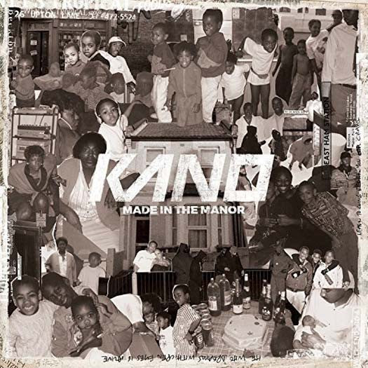 KANO MADE IN THE MANOR Double LP Vinyl NEW Mercury Nominated