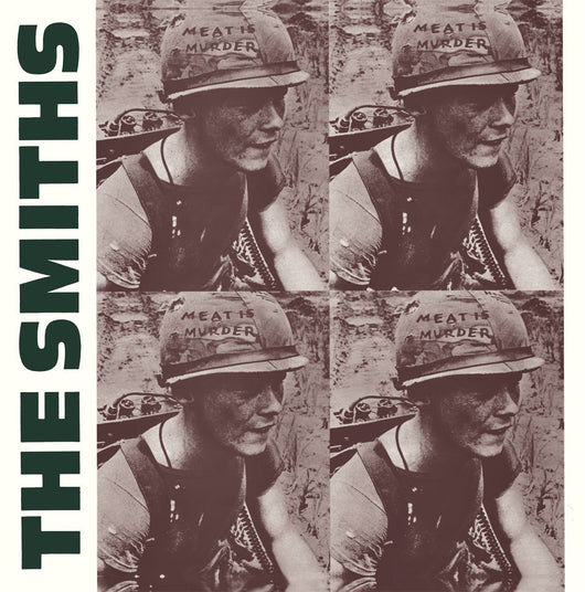 SMITHS MEAT IS MURDER LP VINYL 33RPM NEW