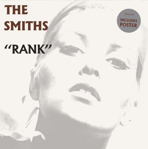 SMITHS RANK LP VINYL NEW 33RPM REMASTERED DOUBLE LP