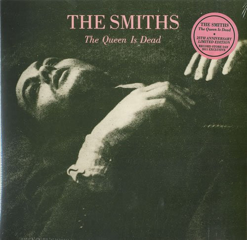 SMITHSQUEEN IS DEAD LP VINYL 33RPM NEW