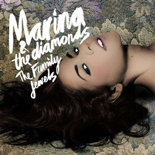 MARINA AND THE DIAMONDS THE FAMILY JEWELS LP VINYL NEW 33RPM