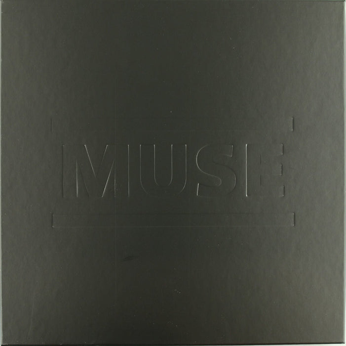 MUSE THE RESISTANCE LP VINYL AND CD AND DVD AND USB NEW SET  SPECIAL ED
