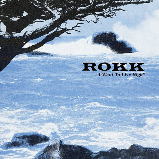 ROKK WANT TO LIVE HIGH LP VINYL NEW (US) 33RPM