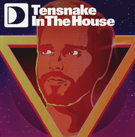 TENSNAKE IN THE HOUSE EP2 TENSNAKE IN THE HOUSE EP2 Single VINYL NEW